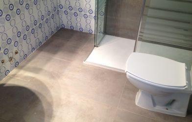 Cambio de bañera por ducha c/ Valladolid