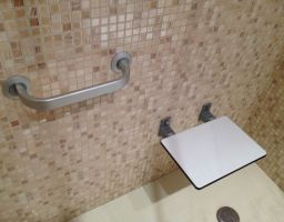 Cambio de bañera por ducha c/  Sierras Alavesas