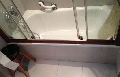 Cambio de bañera por ducha c/ Xabier