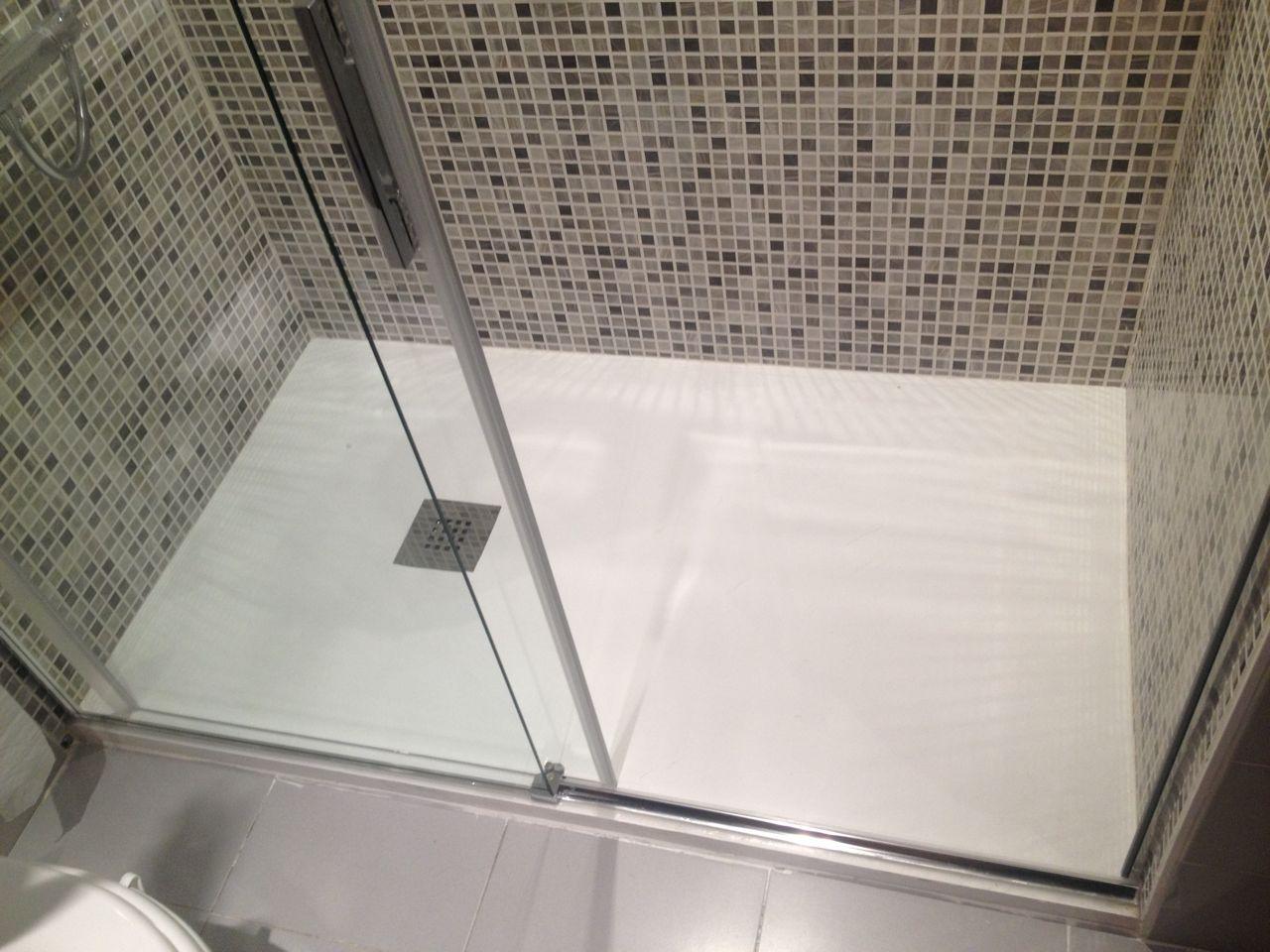 Cambio de ba era por ducha c xabier instal lux - Cambio de banera por ducha madrid ...