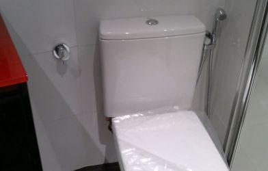 Reforma de baño c/ Reyes de Navarra