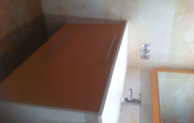 Reforma de baño c/ Tomás Alfaro