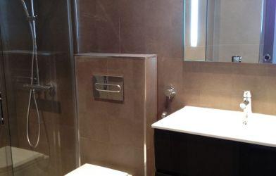 Reforma de baño c/ Salvatierrabide