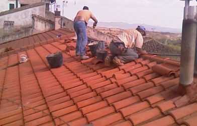 Rehabilitación de cubierta Treviana (La Rioja)